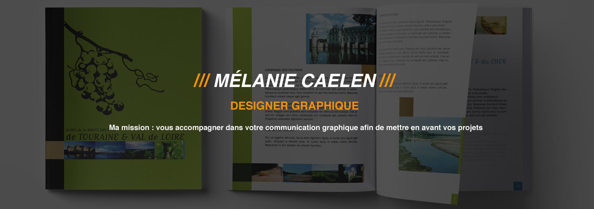 Mélanie Ceelen - designer graphique