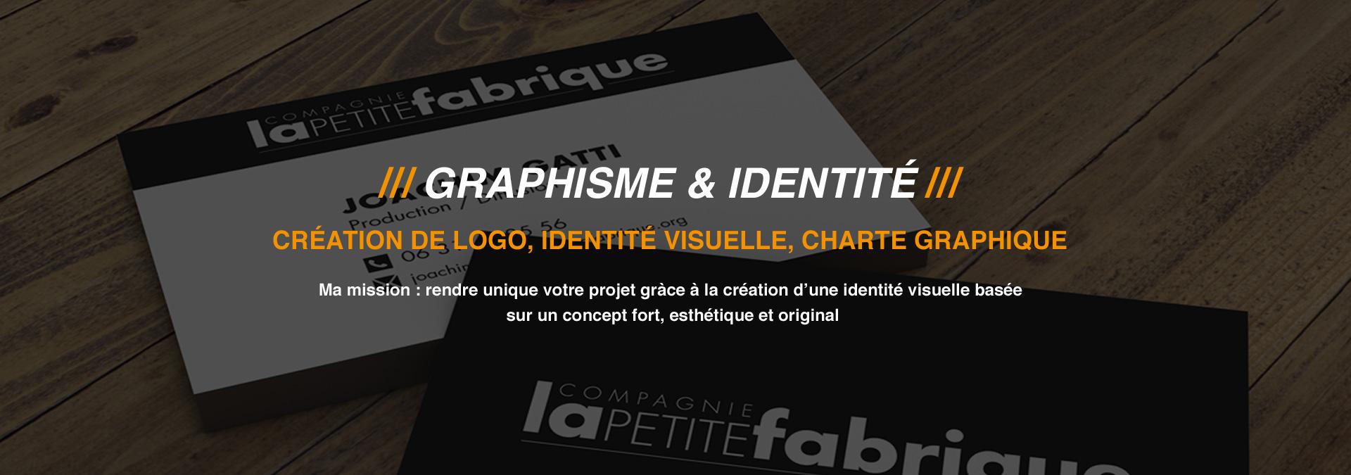 Graphisme et identité visuelle