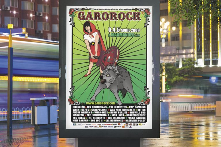 M.R. Power – Garorock